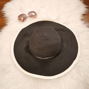 Joe Fresh Wide-Brimmed Floppy Hat